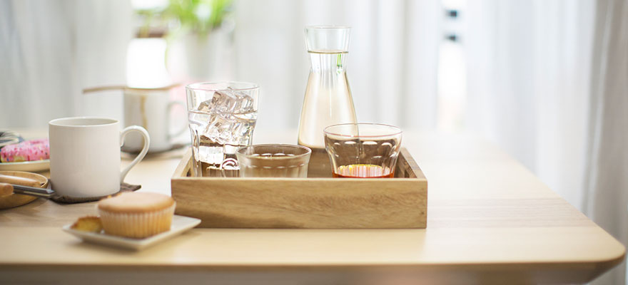 Decorate a Tray
